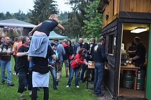 V Nových Heřminovech se uskuteční další ročník festivalu Rockem proti přehradě.