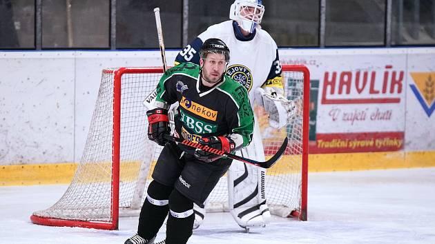 HORNOBENEŠOVŠTÍ hokejisté nemají za sebou povedený ročník. Foto: Michal Pokorný