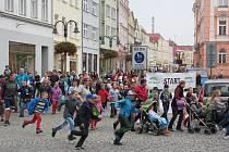 V Krnově začal Evropský týden mobility.