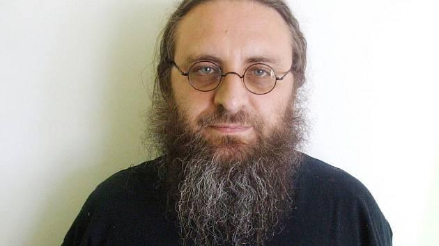 Redaktor Krnovského Deníku Fidel Kuba.