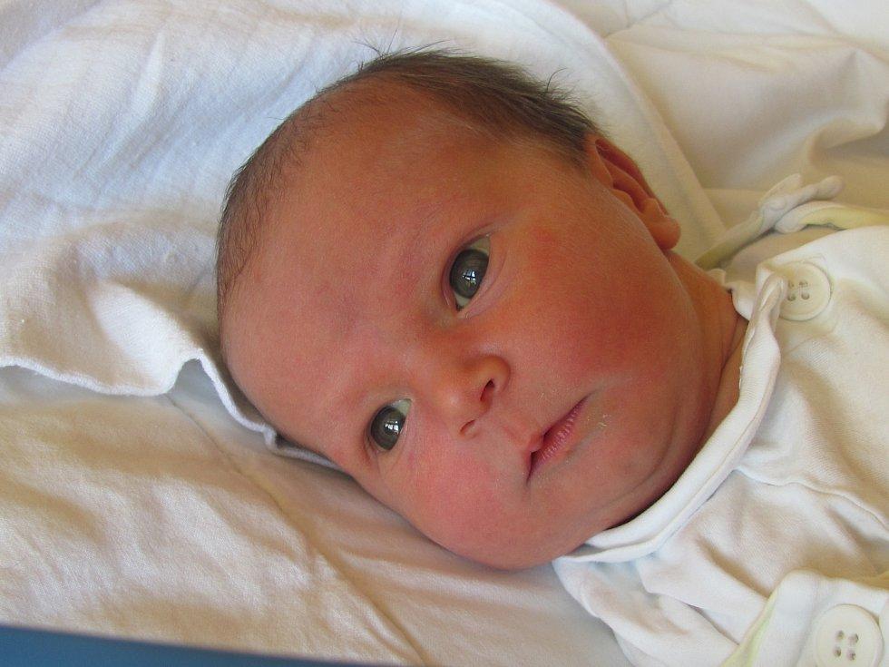 Jmenuji se ANTONÍN ČERVENKA, narodil jsem se 16.dubna 2018, při narození jsem vážil 3570 gramů a měřil 52 centimetrů. Moje maminka se jmenuje Petra Červenková a můj tatínek se jmenuje Antonín Červenka, doma v Bruntále se na mě těší sestřičky Petra, Tereza