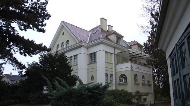 Flemmichova vila.