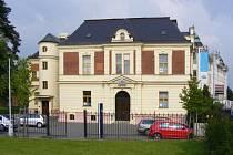 Vila továrníka Larische.
