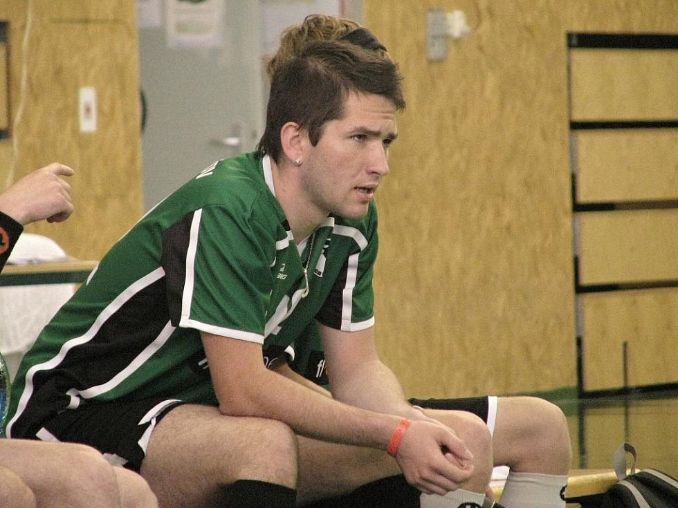Ondřej Miškov se k florbalu dostal přes hokej, za Krnov hrál první juniorskou ligu.