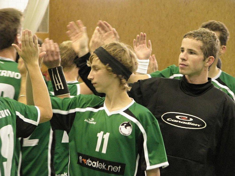 Orca z Ostravy nepřivezla jediný bod, v utkání se slovenskými Topolčany však nebyla od výhry daleko.