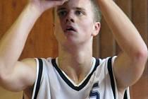Martin Opršal nastřílel 23 bodů.