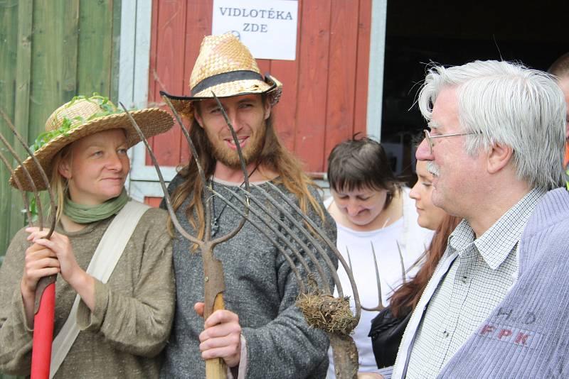 Lichnovské muzeum vidlí má řadu příznivců. Ilustrační foto z archivu Deníku.