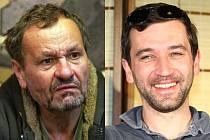 Miroslav Krobot (vlevo) a Ondřej Sokol.