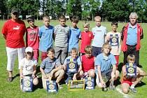 Mladší fotbaloví hráči sice všechny zápasy sehrané na litevské půdě prohráli, ale získali spoustu cenných zkušeností.