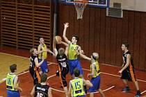 Dvě vítězství dělí krnovské basketbalové žáky od výhry v základní části nadregionální soutěže.