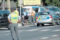 Smrtelná nehoda se stala v pondělí 29. července na křižovatce ulic Albrechtická a Ježnická v Krnově.