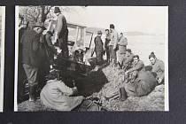 Kronika obce Leskovec nad Moravicí připomíná hon, který se uskutečnil na okolních polích 30. října 1971. O tak velkém počtu ulovených zajíců a dokonce bažantů si dnes myslivci v Leskovci mohou nechat jen zdát.