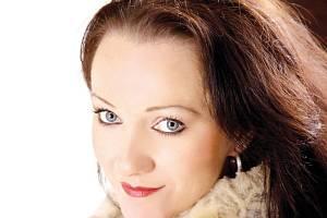 Ilona Kaplová, učitelka zpěvu v Základní umělecké škole Krnov.