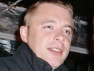 Roman Hadač, řidič záchranné služby z Krnova.