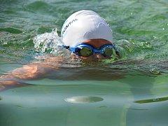 Týdenní soustředění absolvovali bruntálští plavci ve slovenském Štúrovu, jehož vrcholem byly mezinárodní závody – Štúrovská stovka.