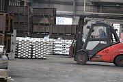 Prohlídka výrobních prostor jednoho z největších průmyslových podniků v okrese Bruntál, květen 2018, Den otevřených dveří ve firmě AL INVEST Břidličná.