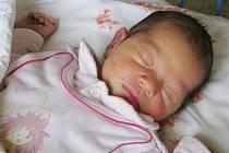 Zlatka Gragová, narozena 7.9.2010, váha 3,165kg, míra 50cm, Radim. Maminka Nikola Kotlárová, tatínek Robin Graga.