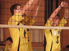 Juniorští volejbalisté z Krnova podlehli na domácí palubovce s Olomoucí dvakrát 0:3.