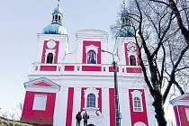 Barokní kostel na Cvilíně. Ilustrační foto.