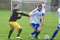 Břidličná dostala v Polance tři góly a prohrála i pod staronovým trenérem Janem Jedličkou.