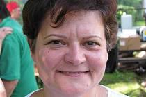 Dana Selingerová, starostka obce Ludvíkov.