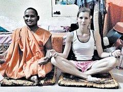 Meditovat je zatraceně těžké, zhodnotila své pokusy Michaela.