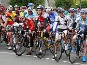 Osmdesát cyklistů se postavilo na start osmého závodu seriálu SPAC 2009, kterým byl sobotní Memoriál Aloise Dohnala v Suchdole nad Odrou.