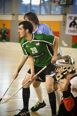 SK K2 Sportcentrum Prostějov - FBC Orca Krnov 4:5