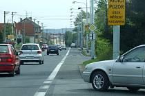 Také na úseku Bruntálské ulice v Krnově nebudou operovat s radarem městští strážníci. Dodržování bezpečné rychlosti vozidel zajistí jejich kolegové z republikové či dopravní policie.