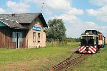 Zastávka s nákladištěm Horní Povelice se až do srpna roku 2008 honosila rekordem. Byla zde nejkratší manipulační kolej v síti českých železnic. Manipulační kolej stačila na odstavení pouze jediného vagonu.