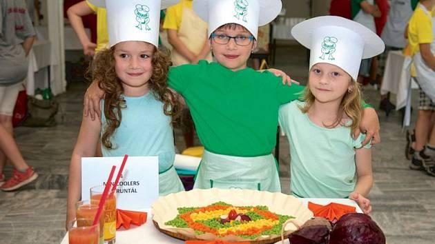 Veselé žabičky z Bruntálu vaří nejlépe.