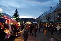 Město Albrechtice - ilustrační foto