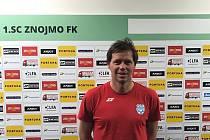 David Langer v současné době trénuje Znojmo