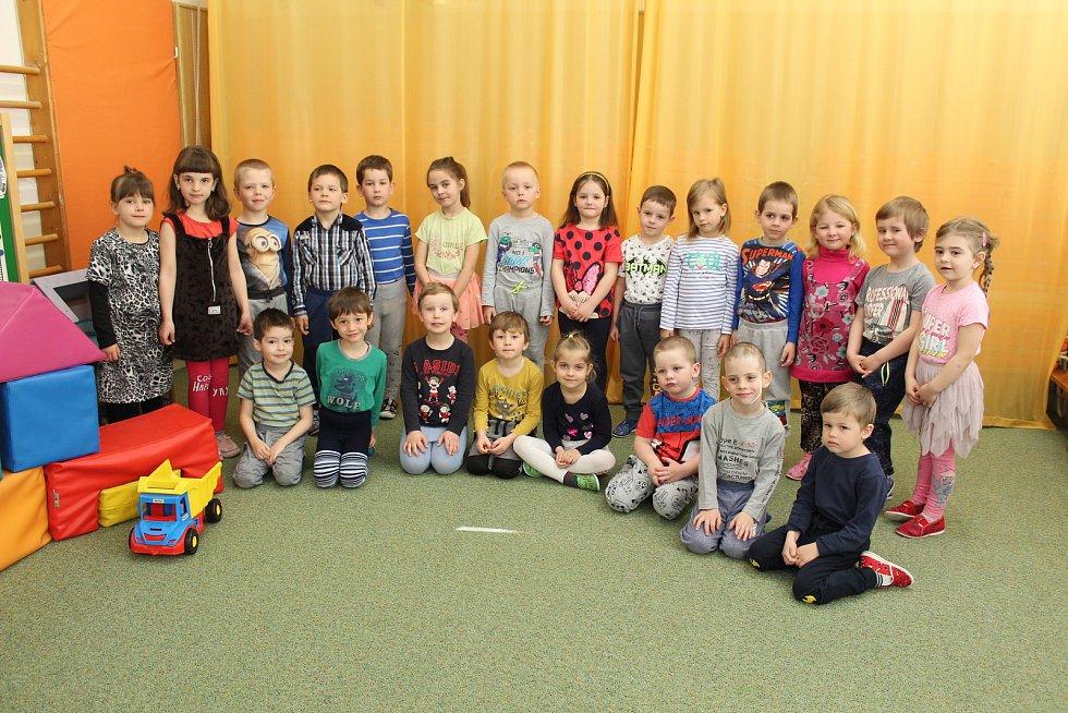 Mateřska škola Jesenická ve Vrbně pod Pradědem