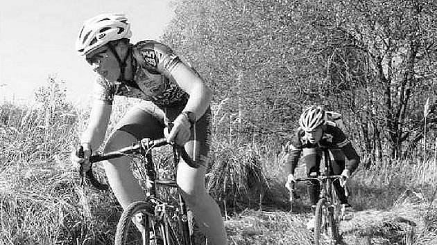 Vrbenský cyklokrosař Jiří Petruš vyhrál i jeden ze závodů Oderského poháru.
