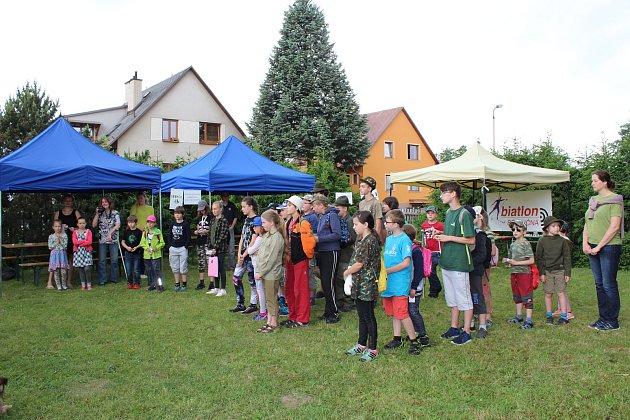 V sídle Okresního mysliveckého spolku Bruntál proběhla soutěž o Zlatou srnčí trofej.