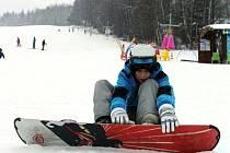 Sněhové podmínky se v Jeseníkách v týdnu výrazně zlepšily. Radost mohou mít především milovníci běžeckého lyžování, těšit se mohou i lyžaři a snowboardisté.