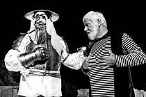 Rýmařovští ochotníci zahrají americký  muzikál Člověk z kraje la Mancha.