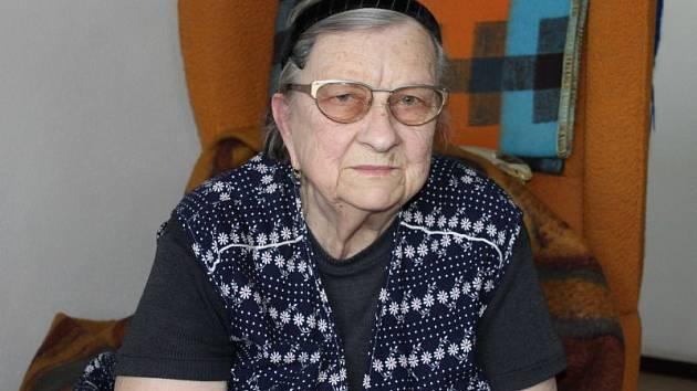 Milada Fürstová zažila hrůzy, páchané na německých zajatcích ve věznici na Ruské ulici v Bruntále. Dodnes ji toto násilí budí ze snu.