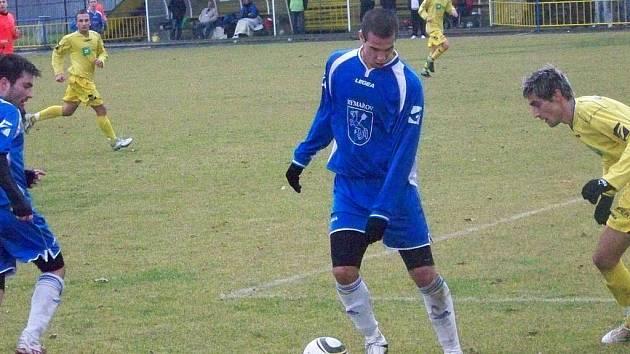 FK Krnov a Jiskra Rýmařov řeší v polovině soutěže úplně jiné problémy.