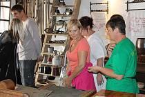 V Lomnici zřídili vesnické muzeum.