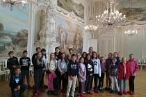 Návštěva bruntálského zámku