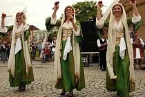 Řecké dny v Krnově.