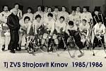 Tým ze sezony 1985/86.