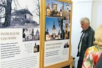 Necháme to tak? První setkání s výstavou o záchraně sakrálních památek proběhlo v souvislosti s Německo-česko-polským kulturním týdnem v Krnově.