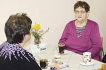 Dvakrát do týdne se scházejí nejstarší obyvatelé Bruntálu v klubu seniorů.