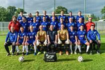 Fotbalisté Krnova jsou překvapením Krajského přeboru