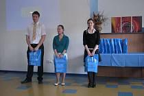 Vypracovat a obhájit podnikatelský záměr si ve čtvrtek 24. března vyzkoušelo i dvanáct studentů čtvrtých ročníků středních škol