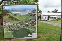 K obci Vysoká patří také Bartultovice s významným hraničním přechodem a Pitárné.