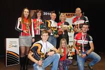 Oddíl cyklistika pro všechny Krnov patří na Slezském poháru amatérských cyklistů k nejlepším.